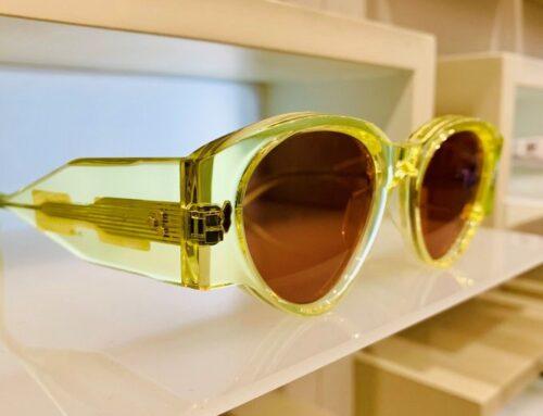 Look at these beautiful yellow JMM sunglasses!